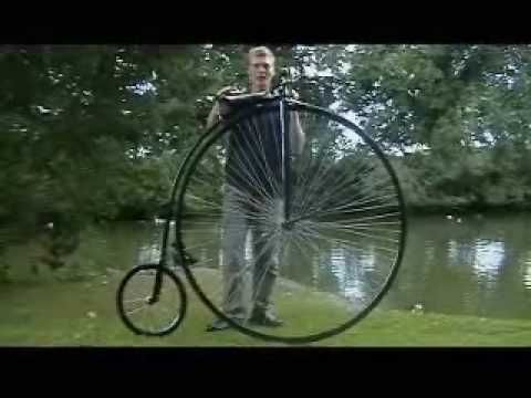 Penny Farthing documentary Part 2 of 2