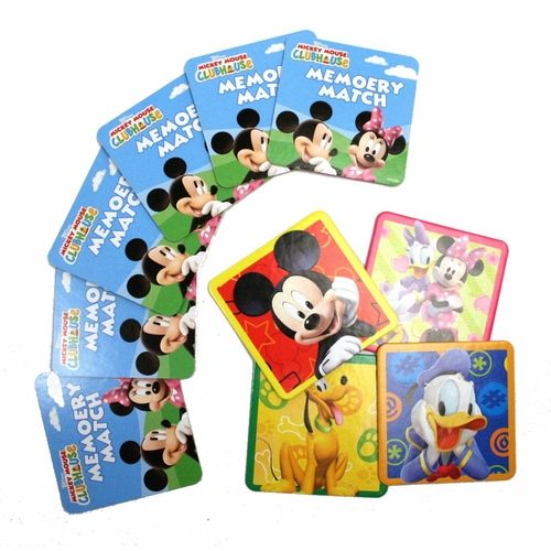 Mickey Mouse Clubhouse Floor Memory Match Game Mickey