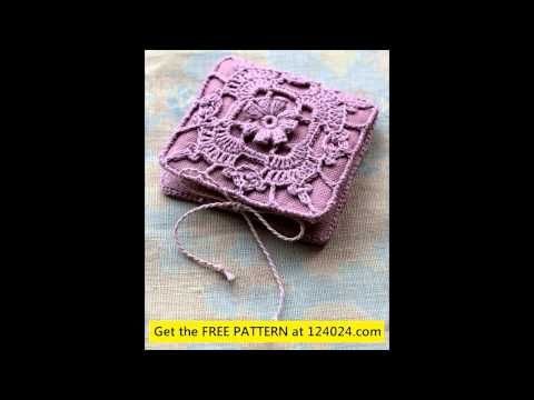 Crochet Small Purse Youtube Crochet Pinterest Crochet Purse