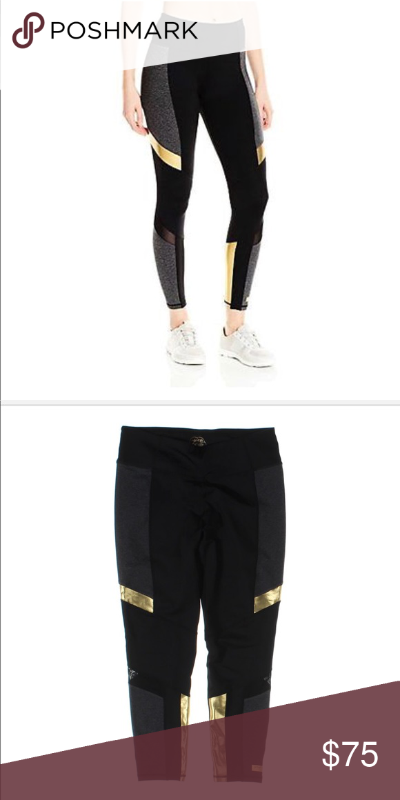 Betsey Johnson Activewear W Color Block Insert Betsey Johnson Leggings Are Not Pants Performance Leggings