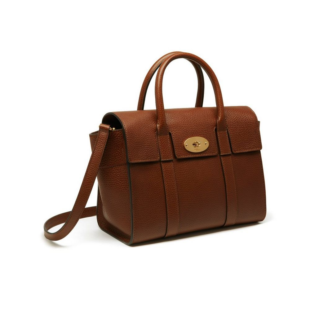 b97e4fbf5951 Mulberry - SMALL Bayswater in New - Oak Natural Grain Leather 795£ 35x22x12