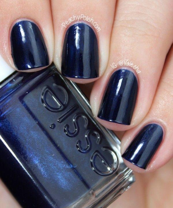 Essie Midnight Tango | Cosmetics, Hair & Nails | Pinterest