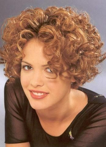perm styles for thin hair a gorgeous permed bob curls curly 6164