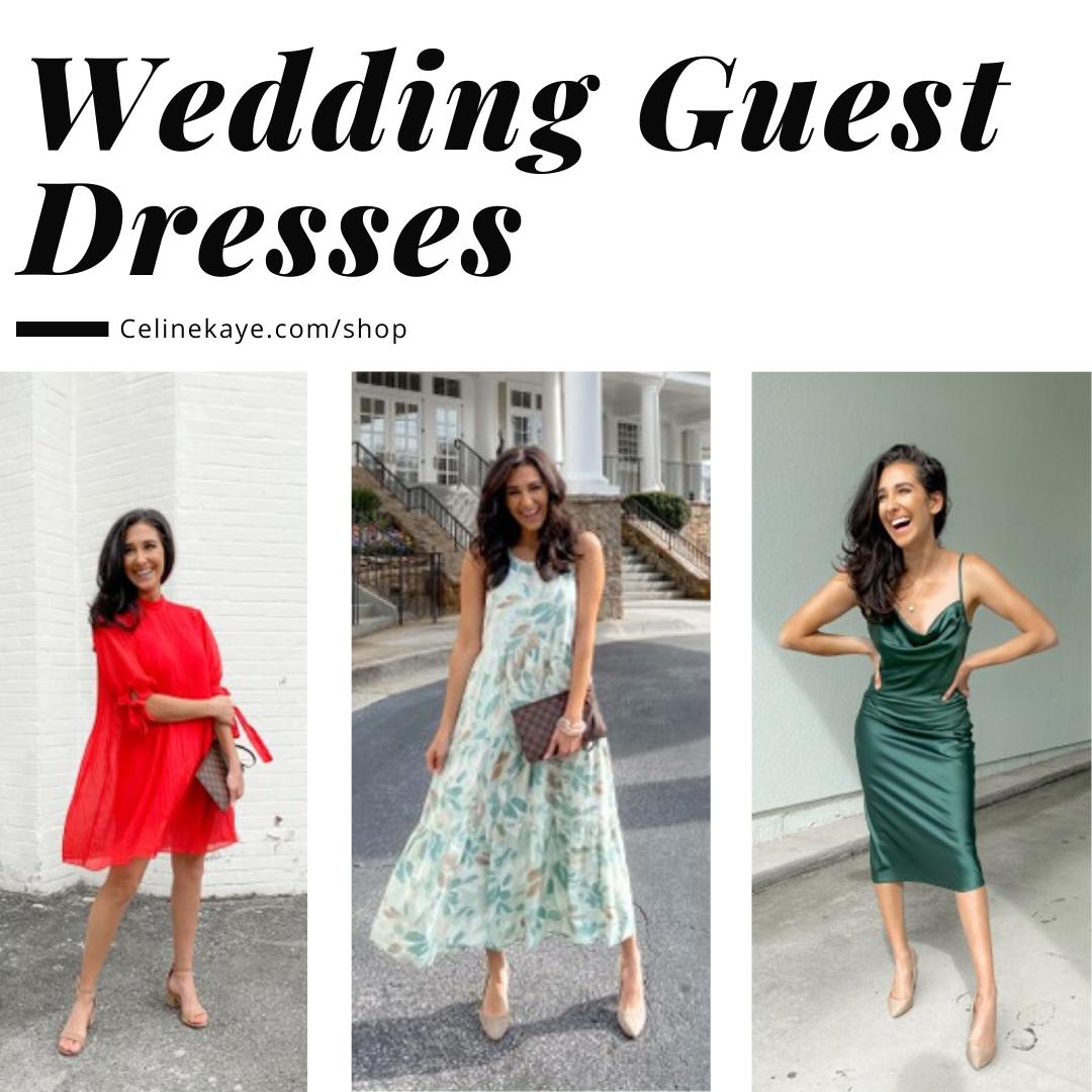 Summer Wedding Guest Dresses Wedding Guest Dress Summer Wedding Guest Dress Dresses [ 1080 x 1080 Pixel ]