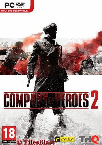 Company Of Heroes 2 Download Free Pc Game With Images Company