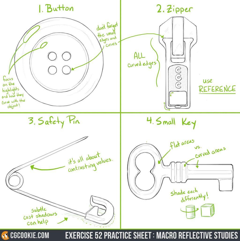 Exercise 52 Practice Sheet Macro Stu S By Cgcookie