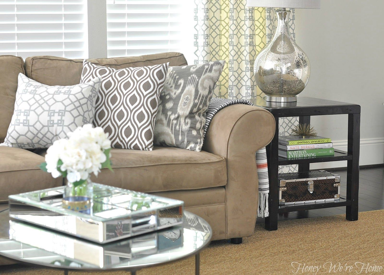 Decorating With Grey And Tan Google Search Living Roomsliving Room