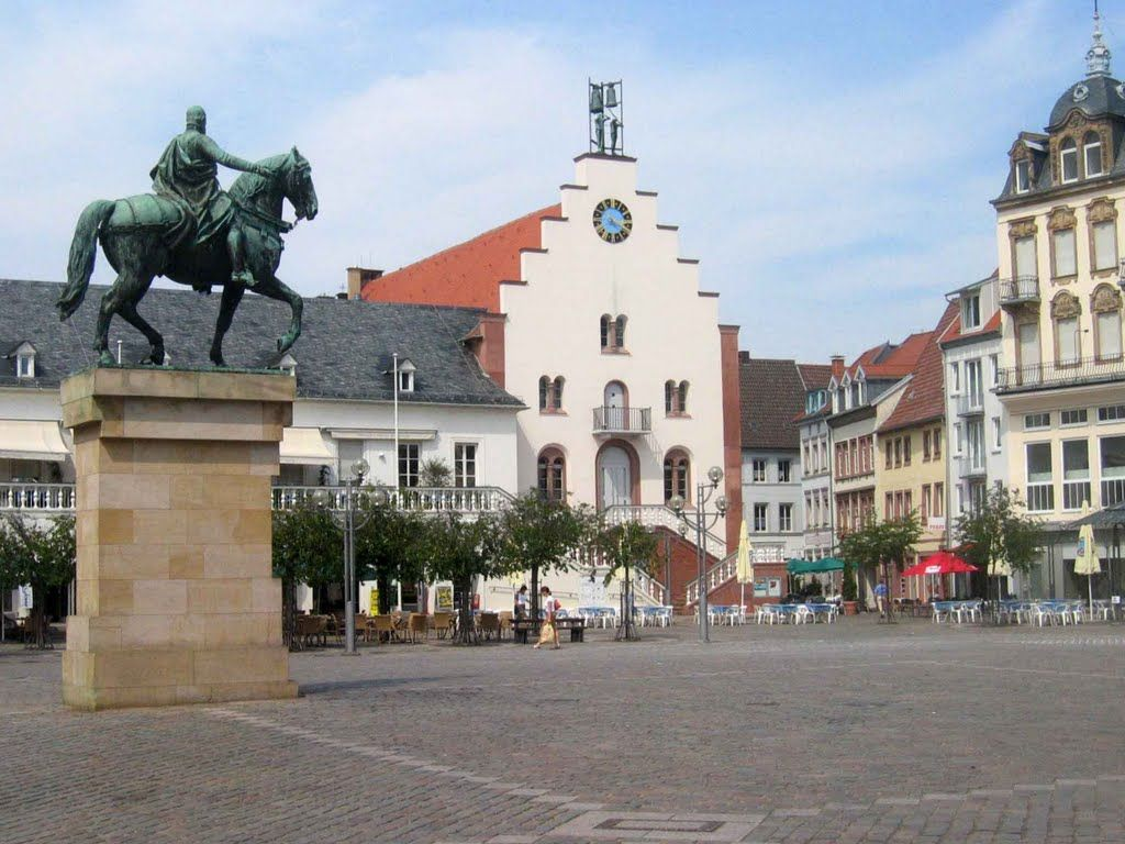 Landau In Der Pfalz Germany Pfalz Rheinland Pfalz Nassau