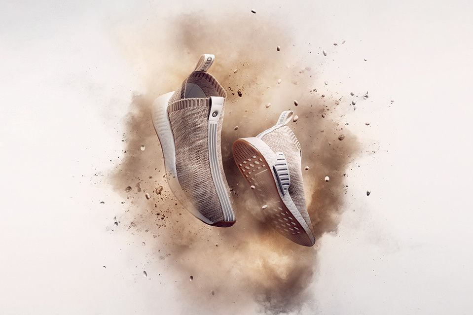 check out 670f5 11ba7 KITH x NAKED Introduce the adidas Consortium NMD CS2