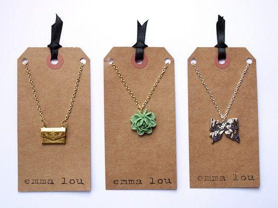 Display & Packaging « Karboojeh ♥ Handmade