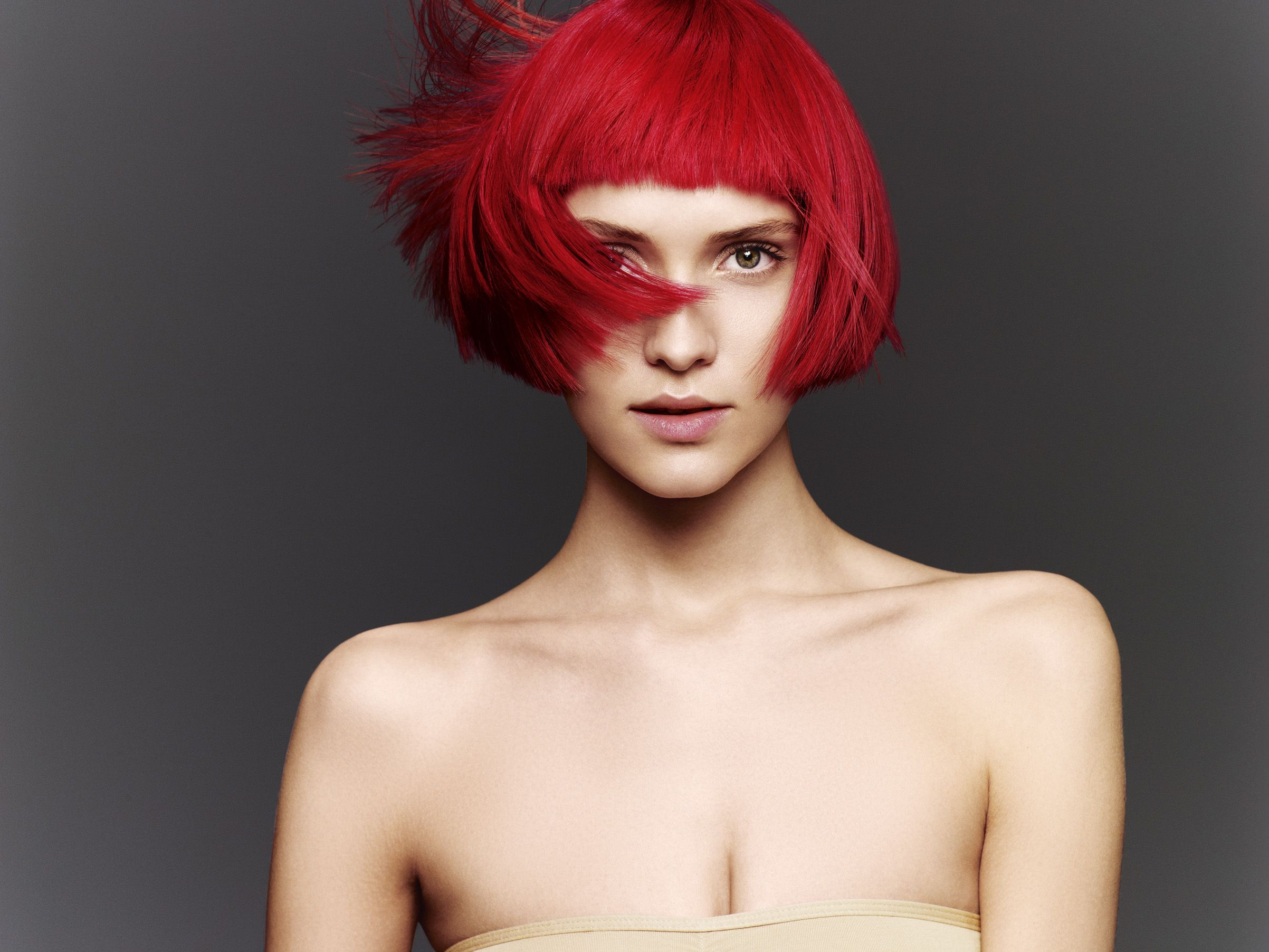 Perm for very short hair this epic perm really speaks for itself - Aveda Full Spectrum Permanent Hair Color Give Your Look A Little Punch With Aveda Customized