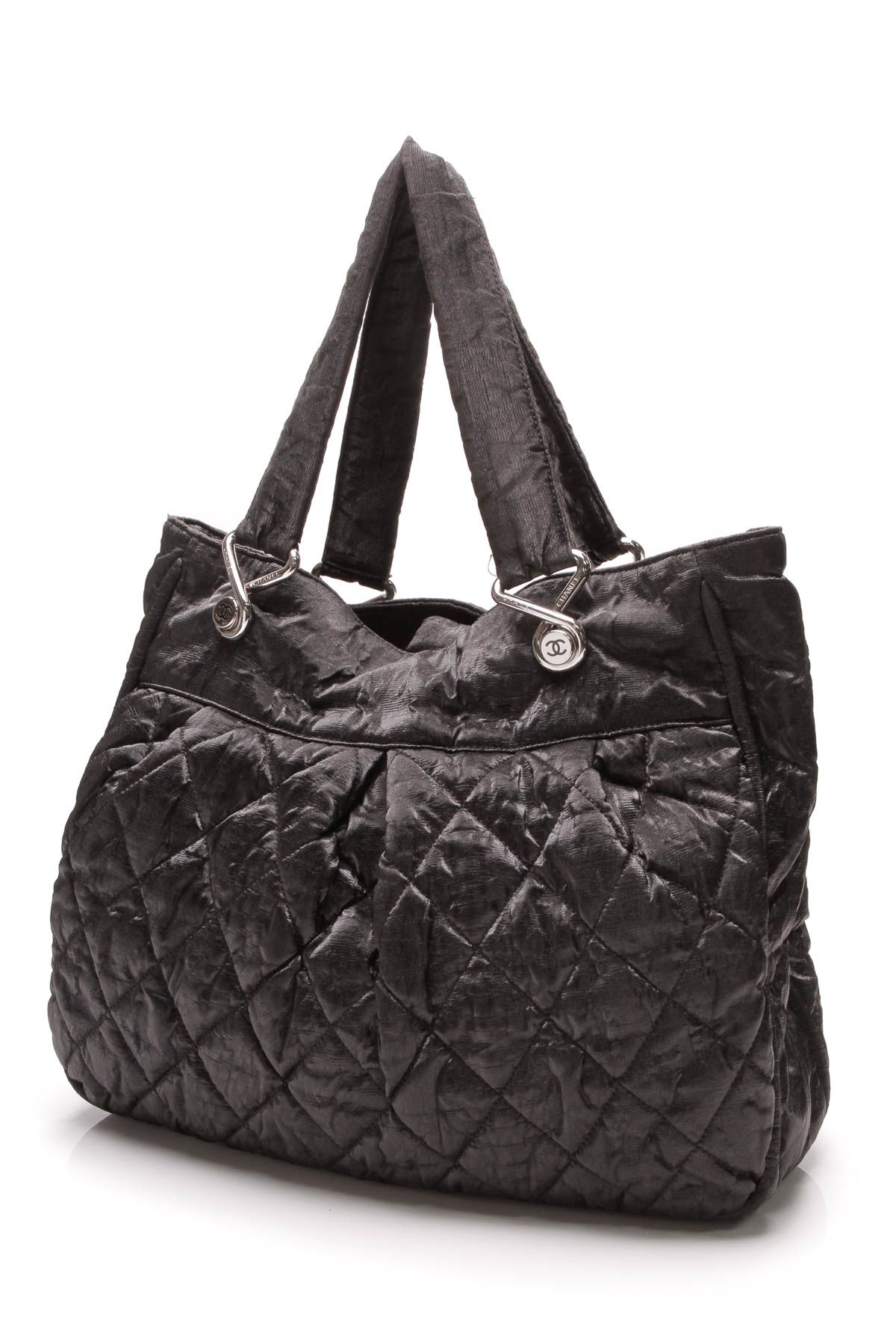 Chanel Le Marais Ligne Tote Bag Black
