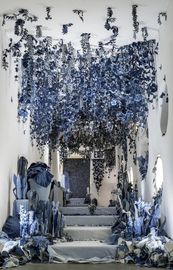 The Secret Garden in 2020 Denim art, Art, Ian berry