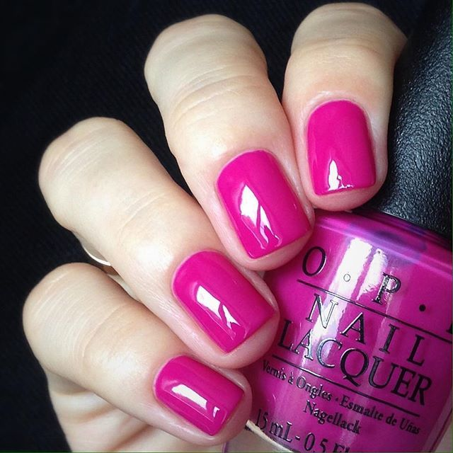 opi the berry thought of you | Beauty | Pinterest | Esmalte y Uñas ...