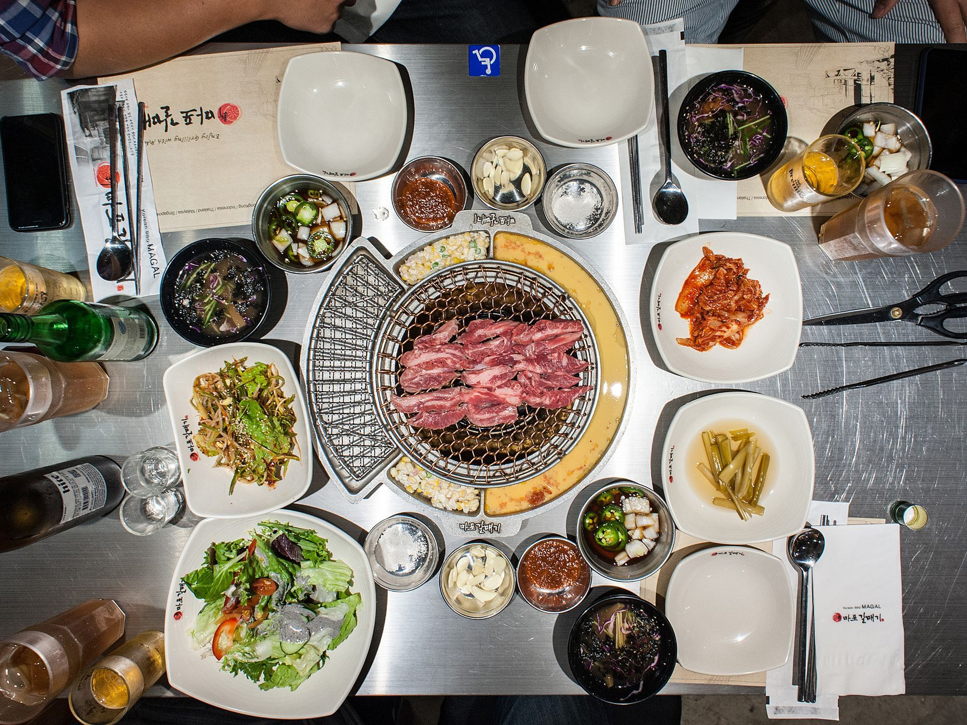 Your Guide To The Best Korean Barbecue Restaurants In Los Angeles