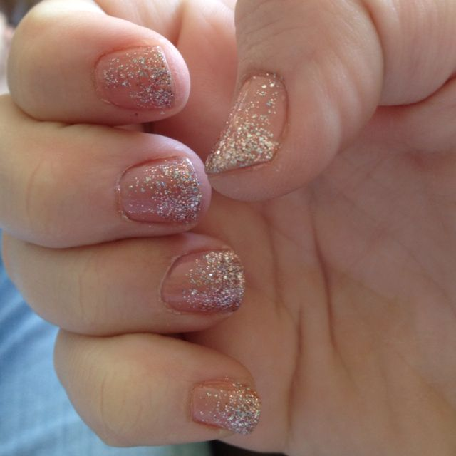 Do It Yourself Nail Designs: Easy Do It Yourself Prom Nails.