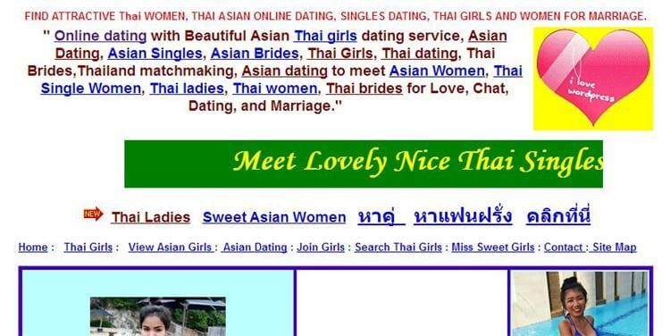 We list the 10 best Thai dating sites & apps for you. Compare and choose  the most effective dating website to meet Thai singles.