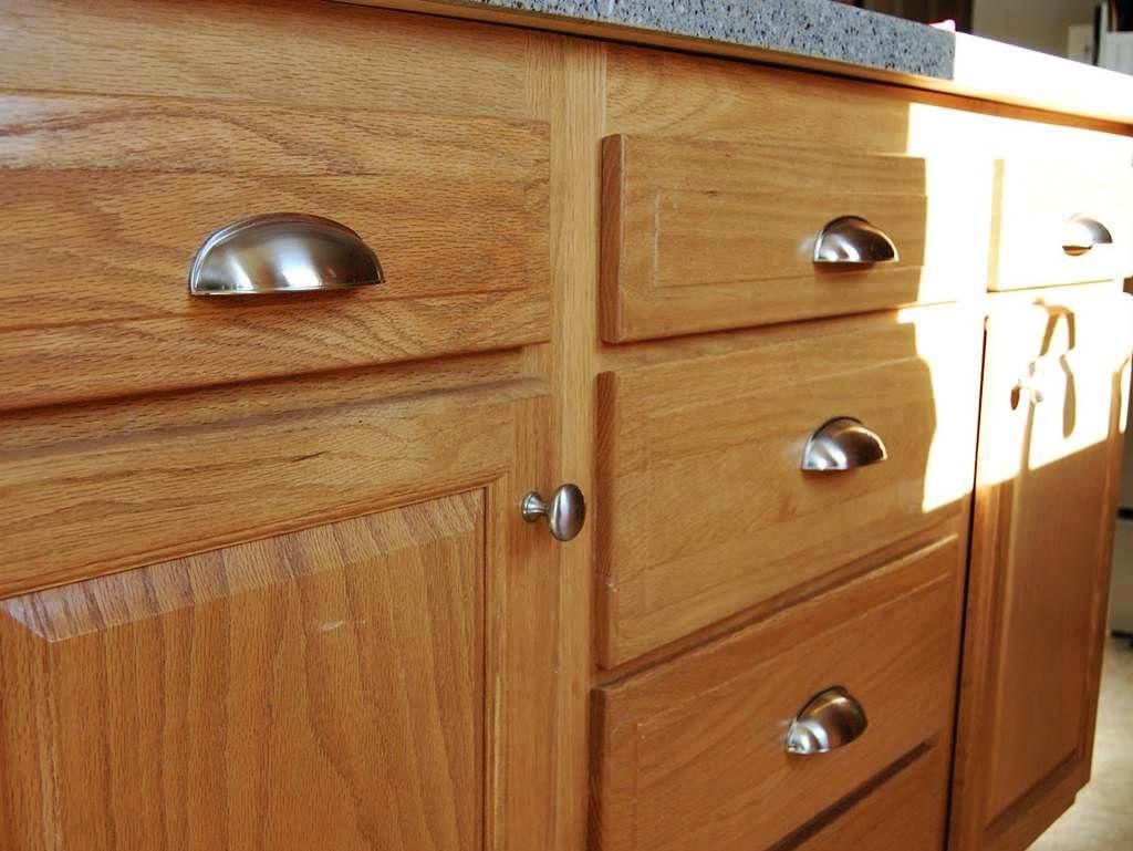 Küche Kabinett hardware Bilder - Die andere Seite der Eichel ...