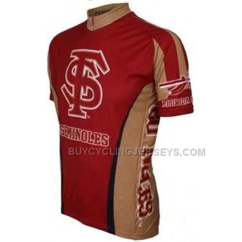 Adrenaline Promotions Florida State University Cycling Jersey (Florida  State University - M) 62559144b