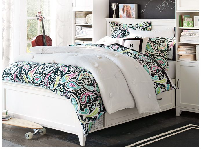 Teens Bedroom Sets New Teen Girl Bedroom Set From Potterybarn Teen  For The Home Design Decoration