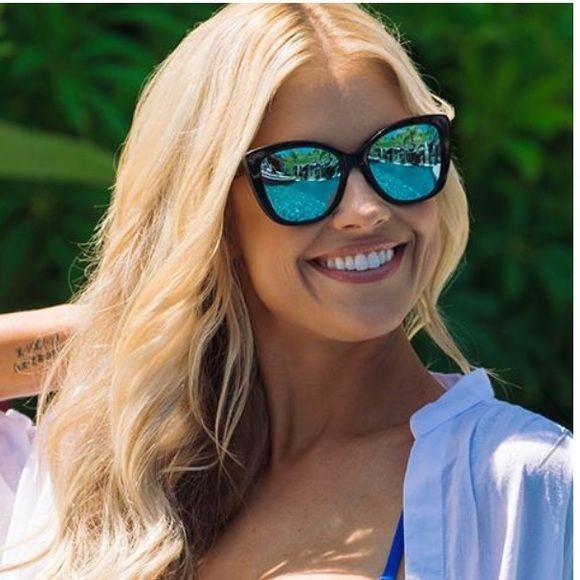 4e3e14a121 Diff Eyewear Accessories - Christina Moussa x Diff Eyewear Ruby sunglasses