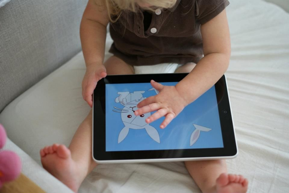 30 Awesome iPad Apps for Kids