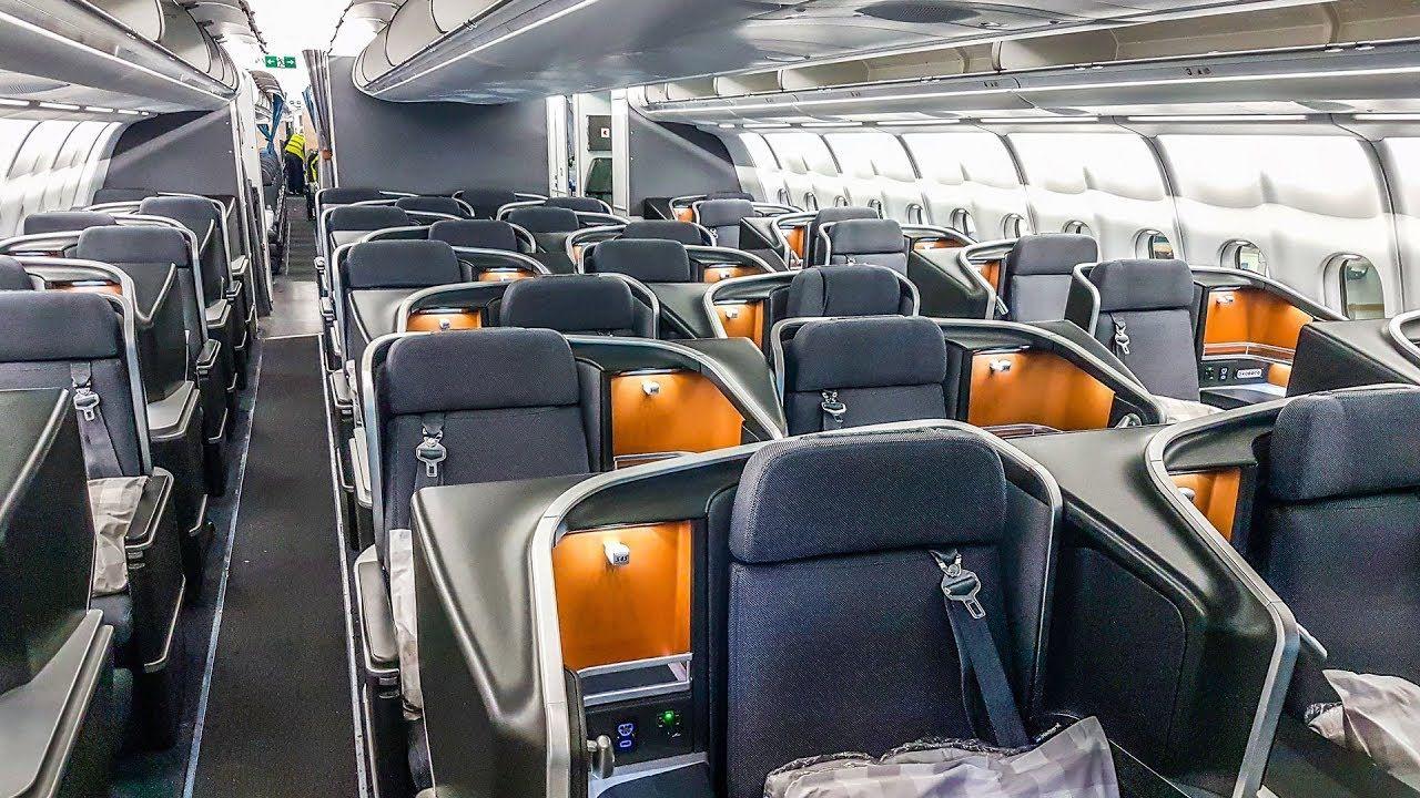 Tripreport Scandinavian Airlines Business Class Airbus A340 300 Copenhagen Tokyo Narita A340 In 2020 Business Class Narita Scandinavian Airlines System