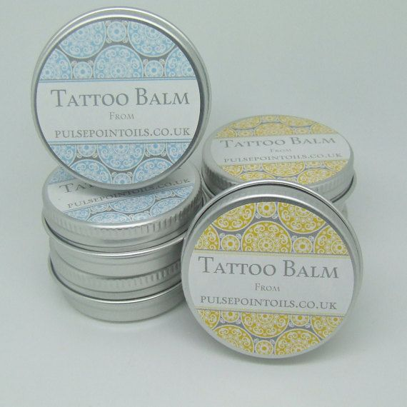 Tattoo Healing Balm For Inked Skin Aftercare Salve Color Enhancer For Body Art His And Hers New Tattoo Healing Tattoo The Balm Healing Balm