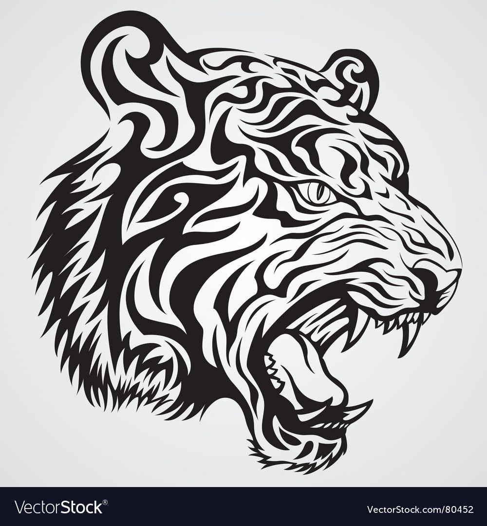 Tiger Tattoo Download A Free Preview Or High Quality Adobe Illustrator Ai Eps Pdf And High Resolution Jpe Tiger Tattoo Tiger Head Tattoo Tiger Tattoo Design Tiger tattoo wallpaper free download
