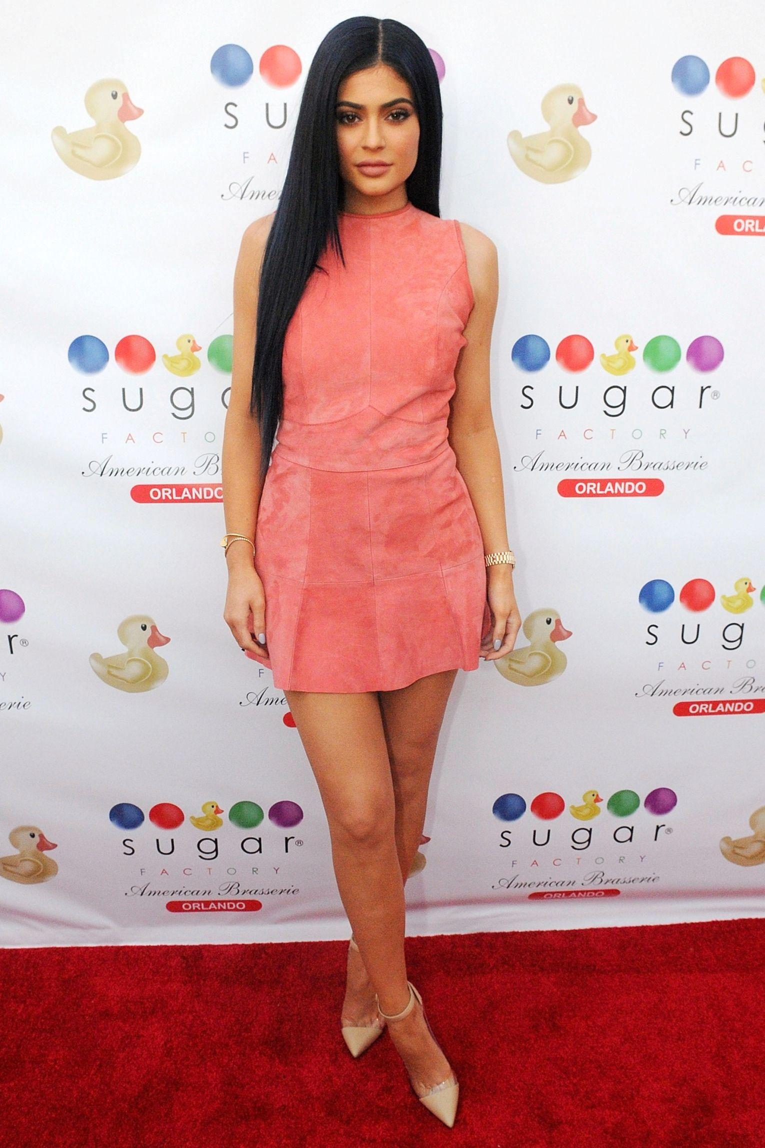 59a3ef3f3f Kylie Jenner s Style Evolution