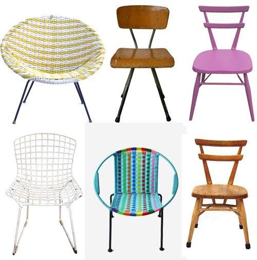Molly Meg, vintage furniture for kids · UK