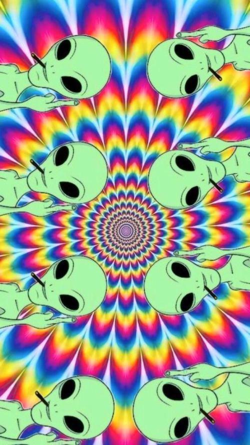Trippy Wallpaper Hippie Wallpaper Trippy Wallpaper Trippy Alien Galaxy psychedelic dope wallpaper