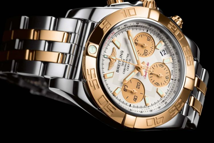 Pin By Gabbronixx On Watches Breitling Chronomat Breitling