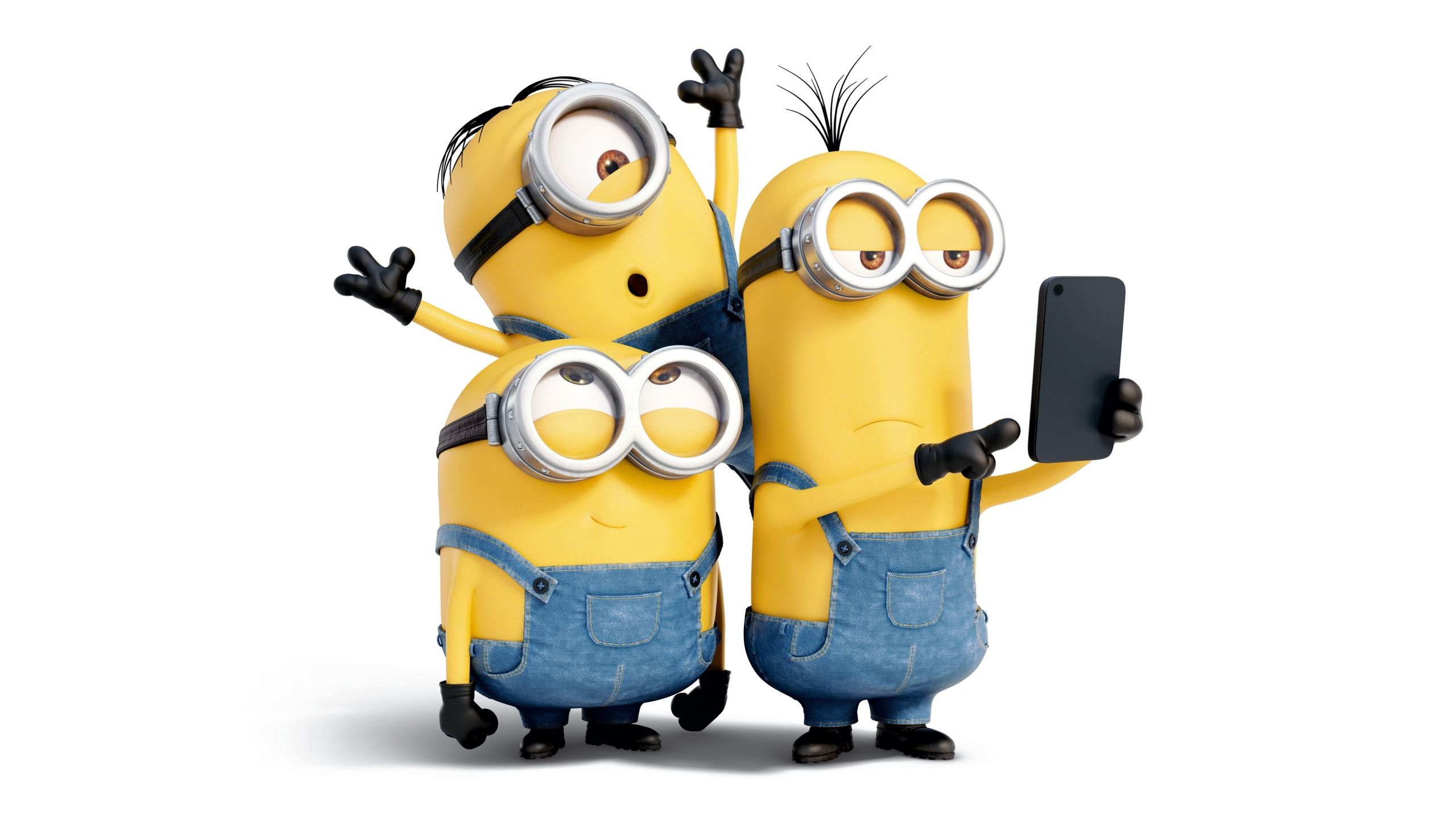Cute Minion HD Wallpaper Download Free