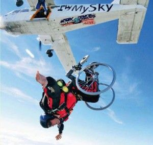 Extreme Wheelchair Lifestyles: Not For Me