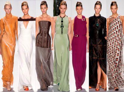 Carolina Herrera Primavera-Verano 2014 | New York Fashion Week