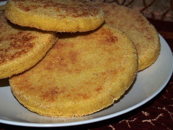 Gateau de semoul marocain