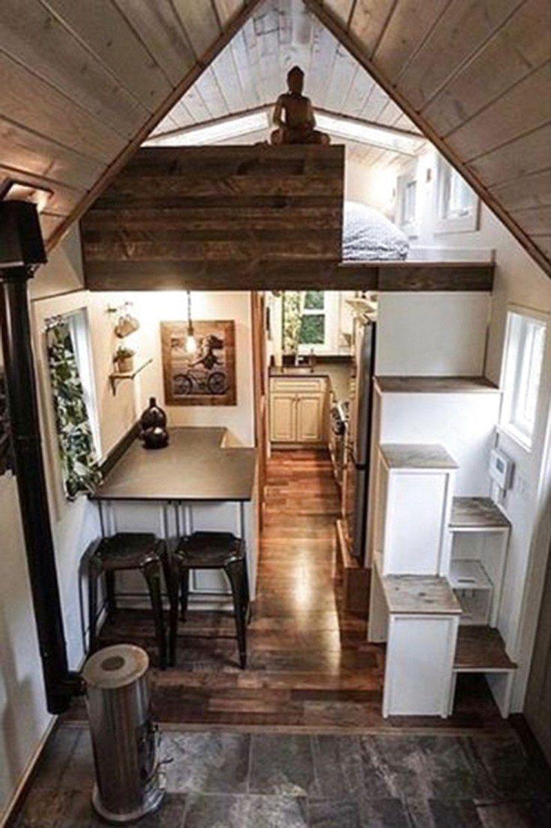 48 Best Tiny House Design Ideas Tiny House Interior Design Best