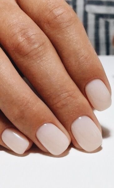 Nails Image By Court F In 2020 Neutral Nails Nails Inspiration