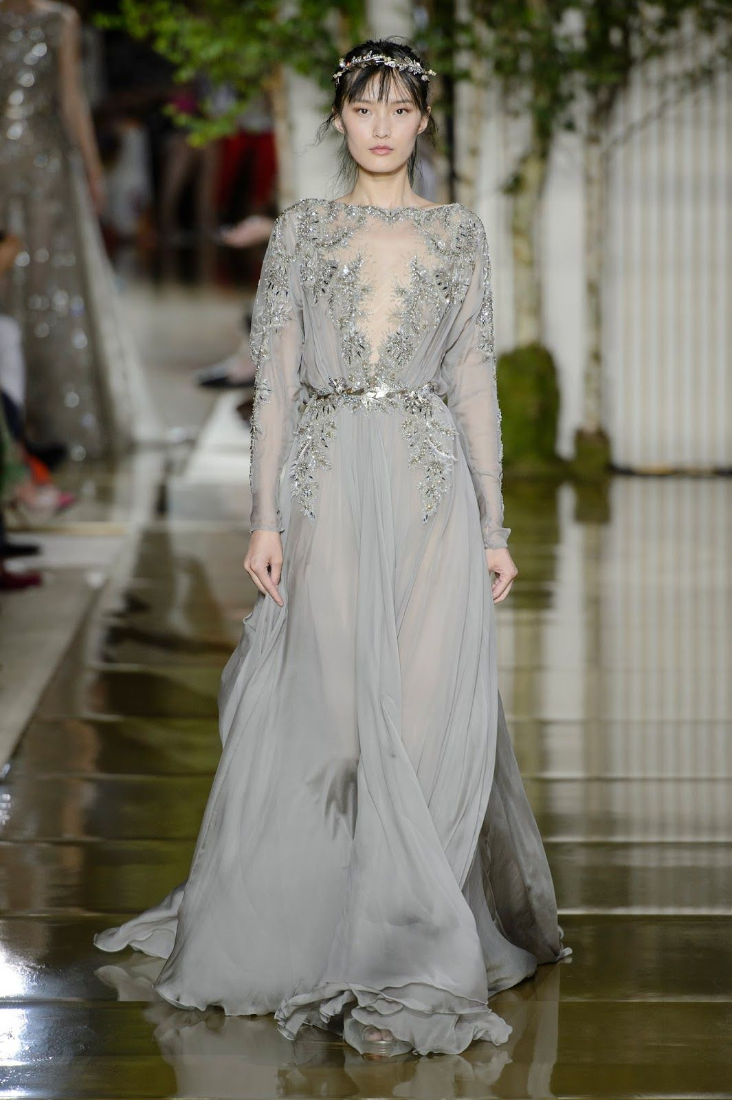 Zuhair murad glamour july zuhair murad glamour and gowns