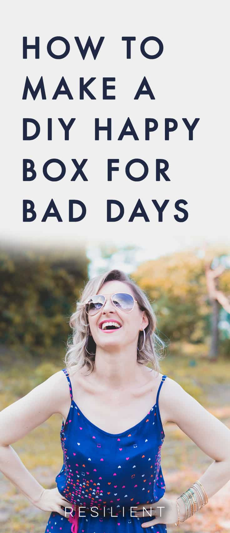 Sometimes when we have a bad day it would be nice if we ...