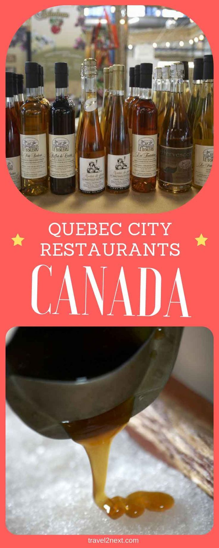 Quebec City Restaurants City Restaurants Quebec City Canadian Food