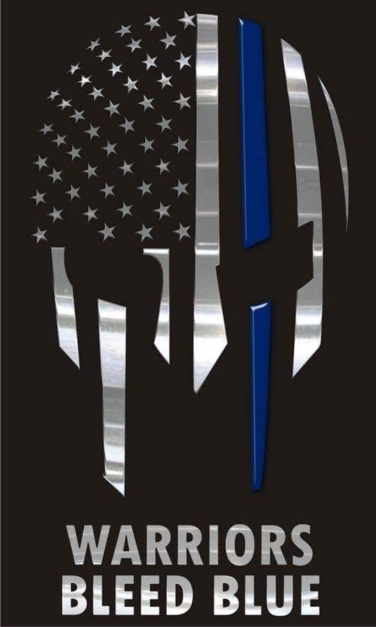 Pin On Blue Lives Matter