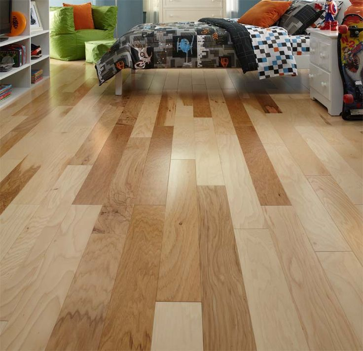 Wide Planks Will Add Character To Any Space Wide Plank Floors
