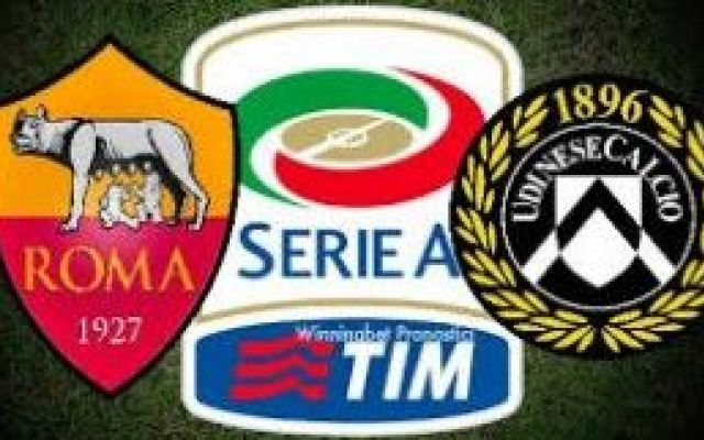 ROMA-UDINESE streaming live e formazioni #roma-udinese #streaming