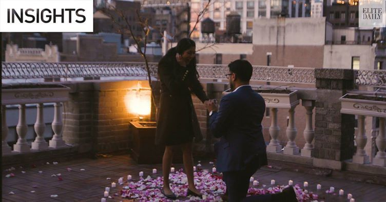 This Woman Gets Paid To Plan Marriage Proposals Girl Pinterest