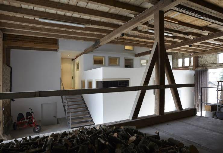 scheunenhaus mg 740 508 ausbau scheune pinterest scheunen ausbau und bauernhaus. Black Bedroom Furniture Sets. Home Design Ideas