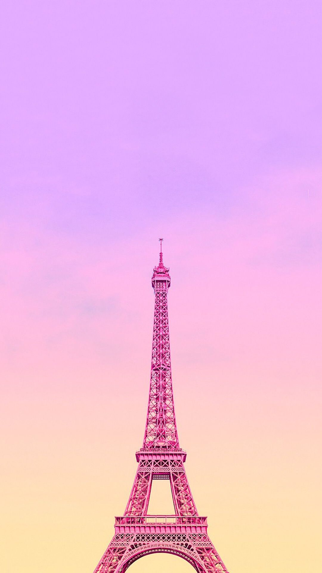 Paris Wallpaper Sparkle Pink Colorful Pretty Phone