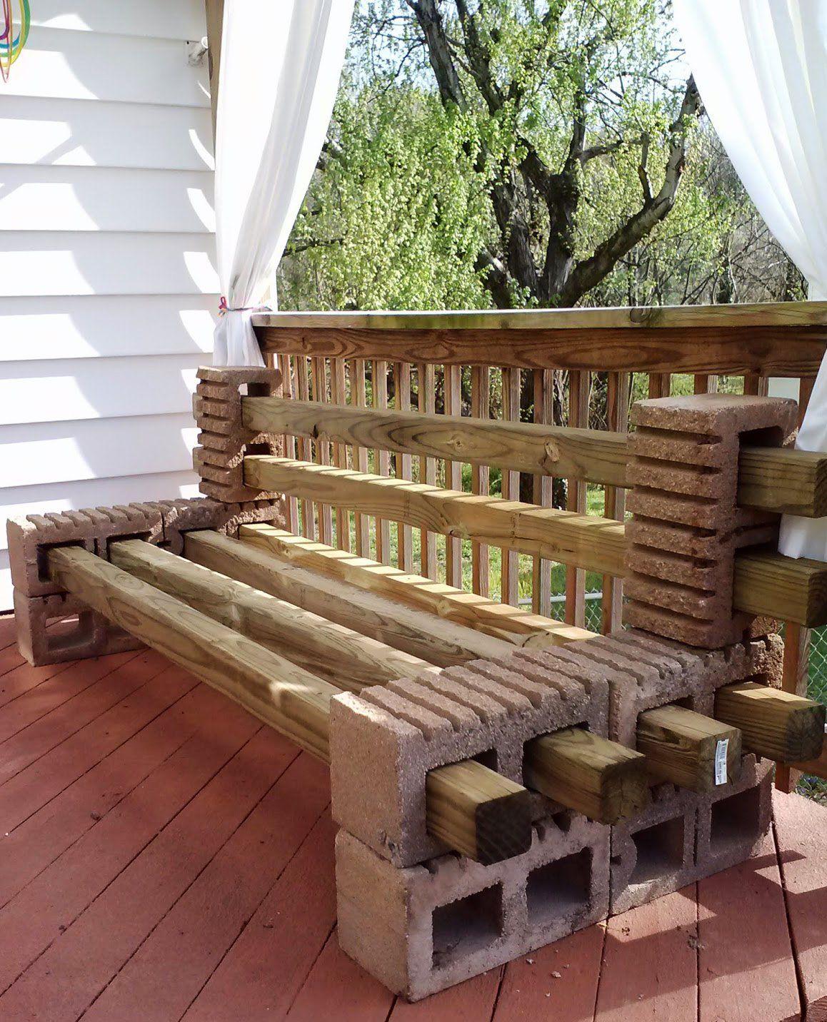betonblöcke für tolle diy möbel | kommode | pinterest | garten