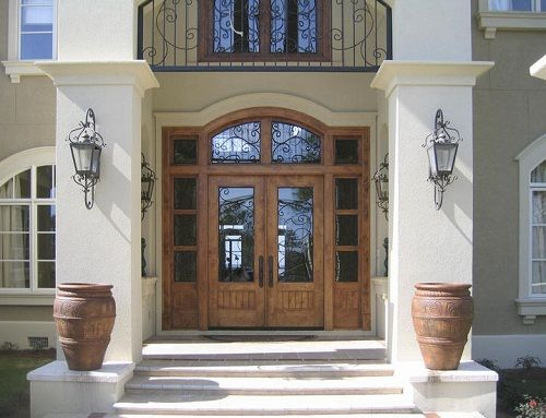 French Country Front Doors Eyebrow Post Date April 13 2014 On
